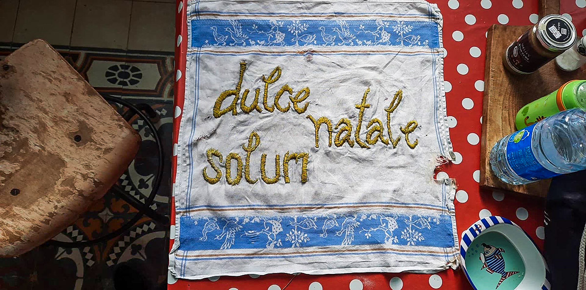 dulce natale solum | süßer heimischer Boden (sweet native ground)